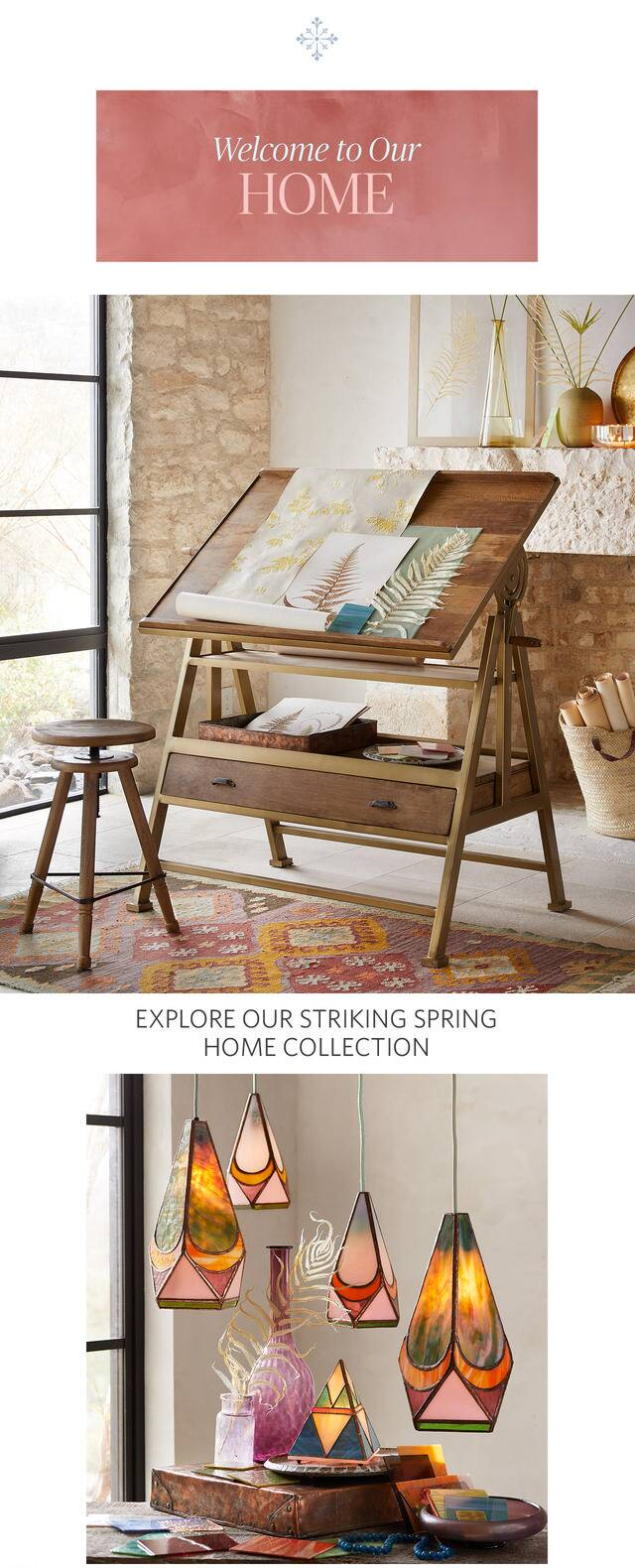 Spring Home Collection