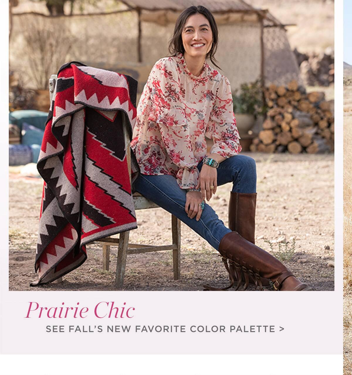 Prairie Chic
