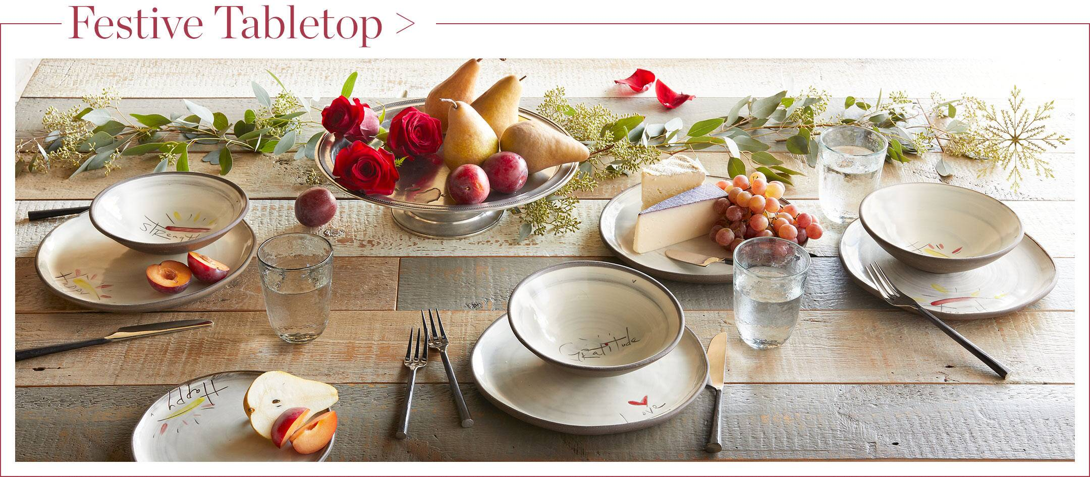 Festive Tabletop
