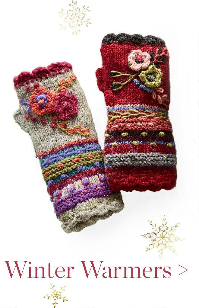 Winter Warmers and Accessories