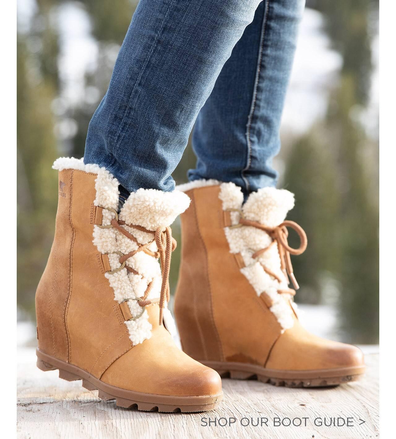 Sundance Boot Guide