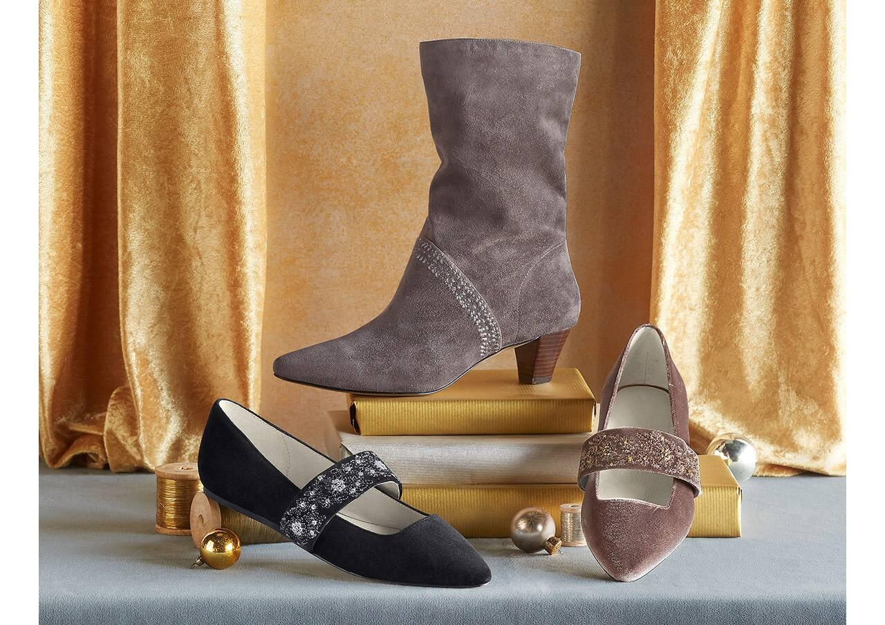 New Footwear Arrivals