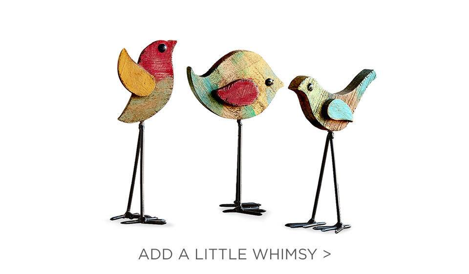 Add A Little Whimsy