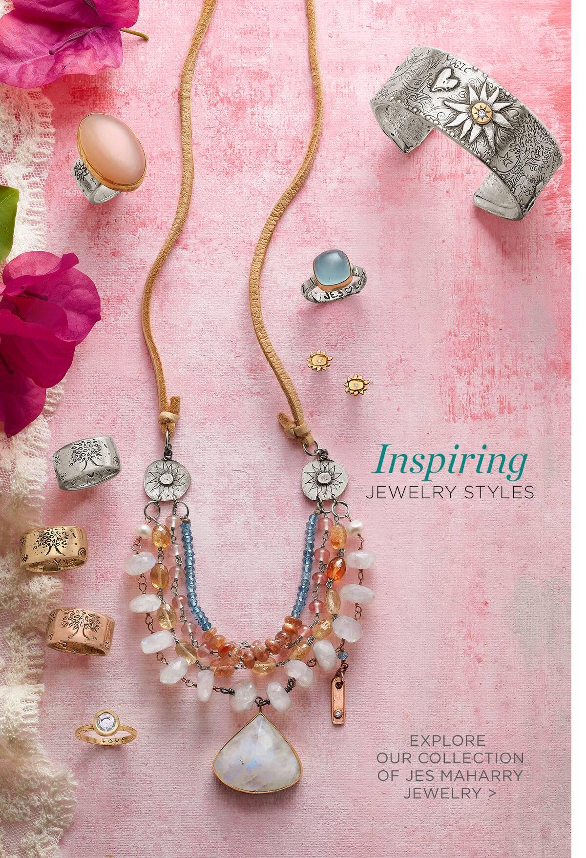 Explore Jes MaHarry Jewelry