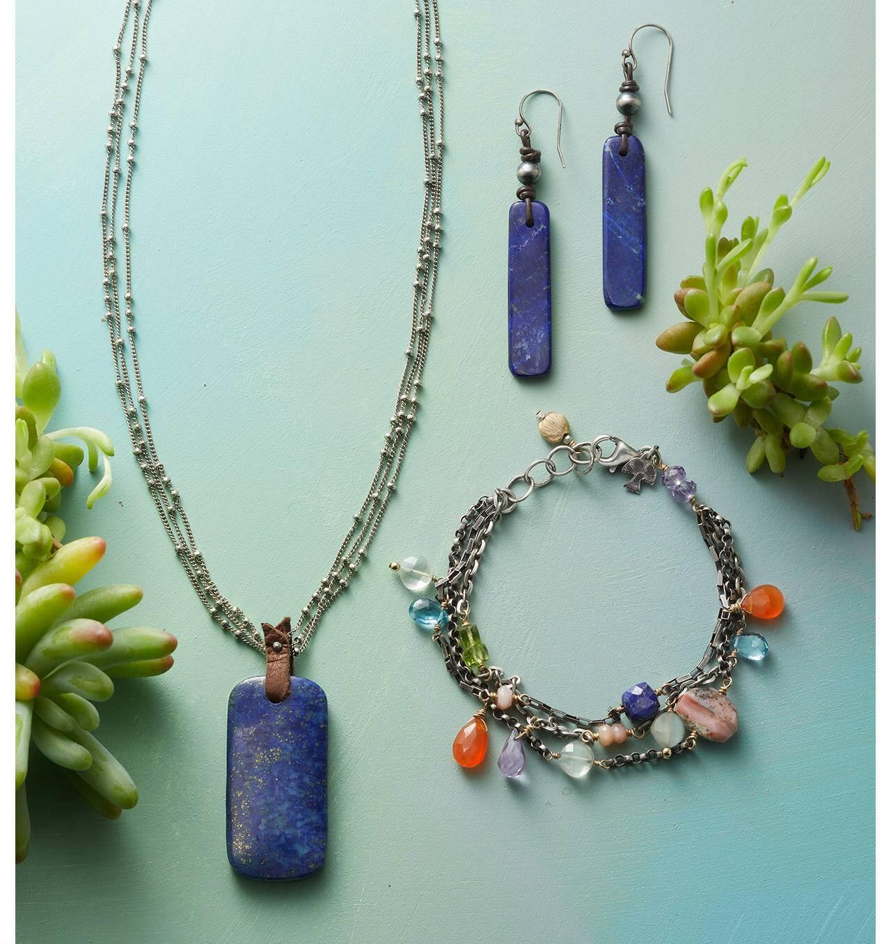 Jewelry with a Casual Twist