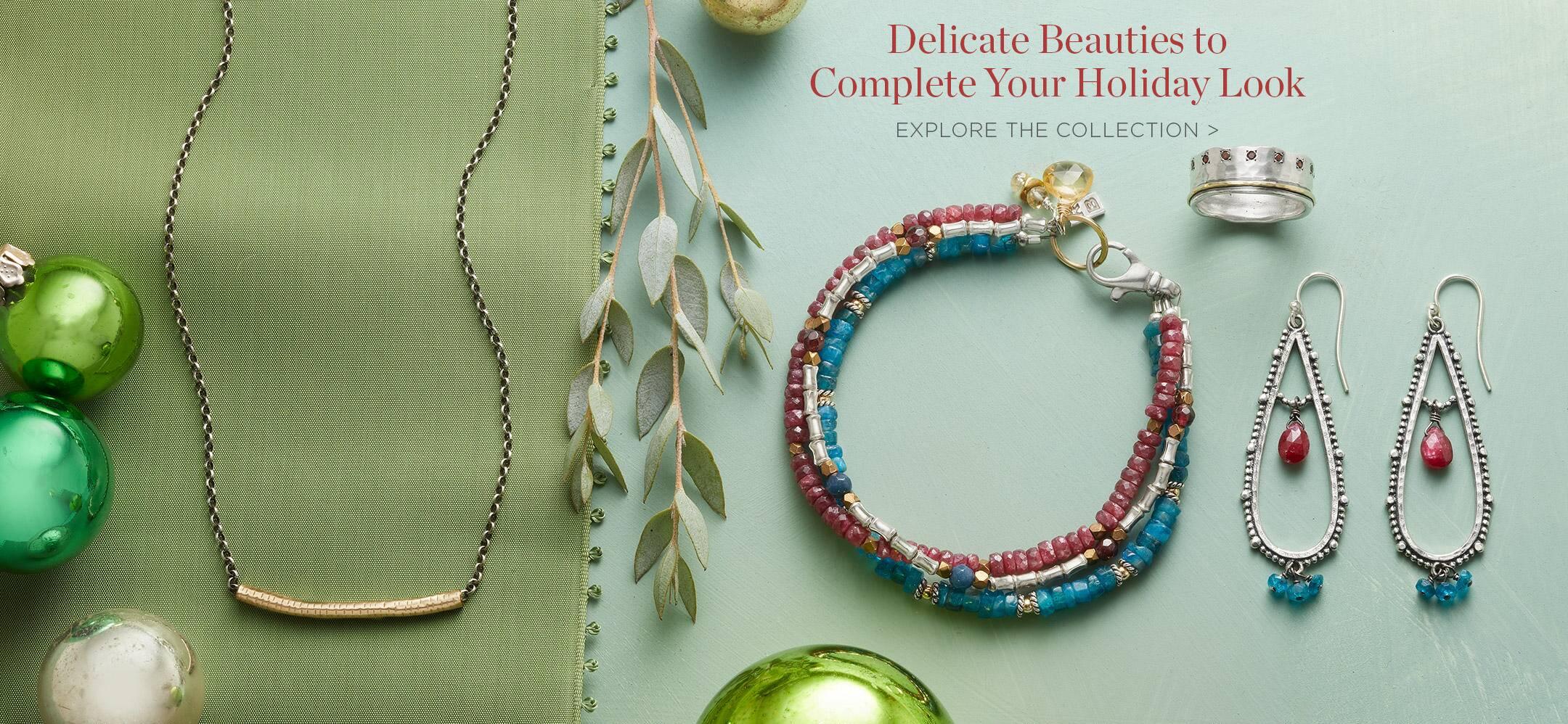 Shop Delicate Beauties