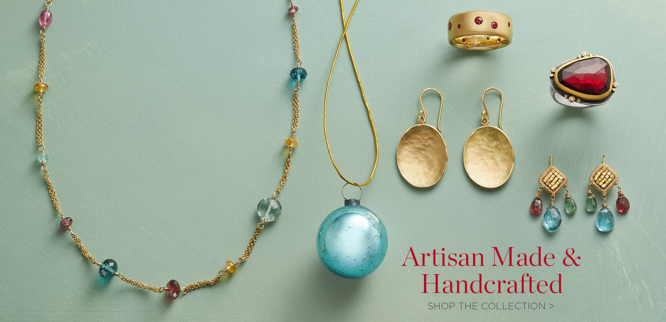 Explore Artisan Jewelry