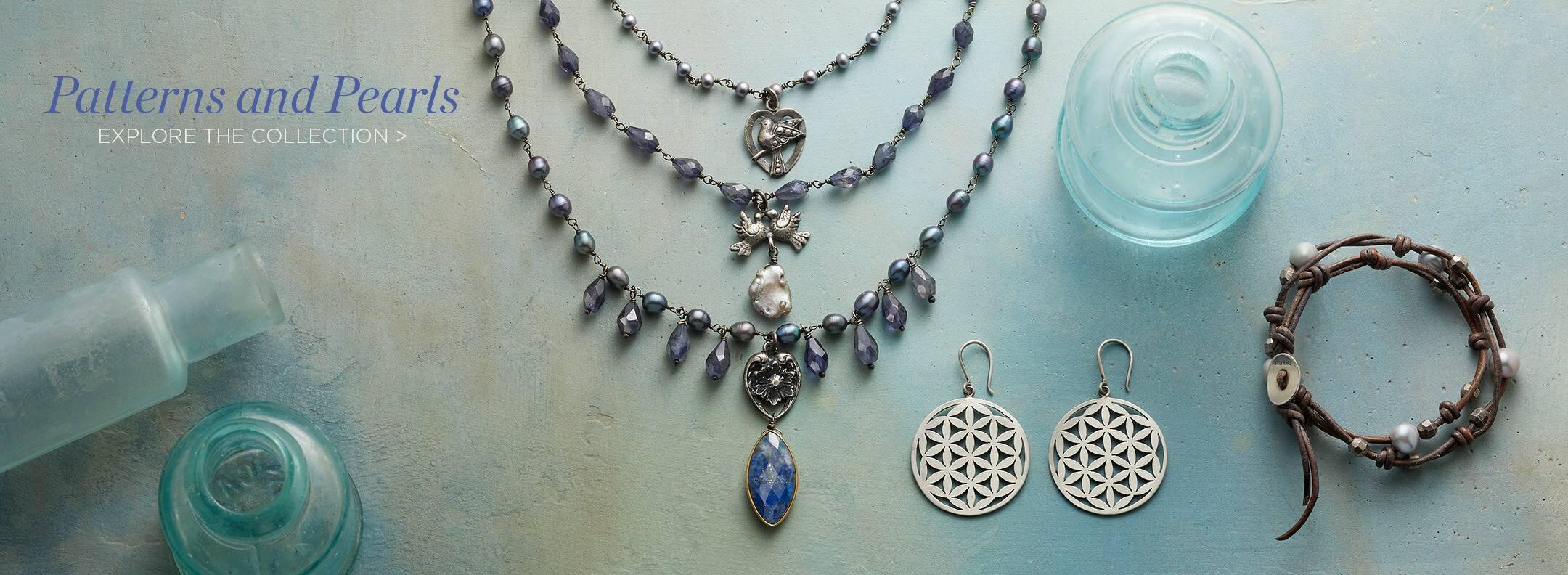 8fa391a1105 Handmade & Unique Jewelry | Robert Redford's Sundance Catalog