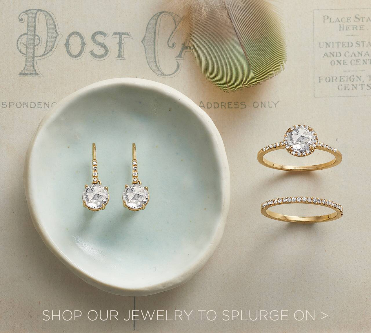 Jewelry to Splurge On