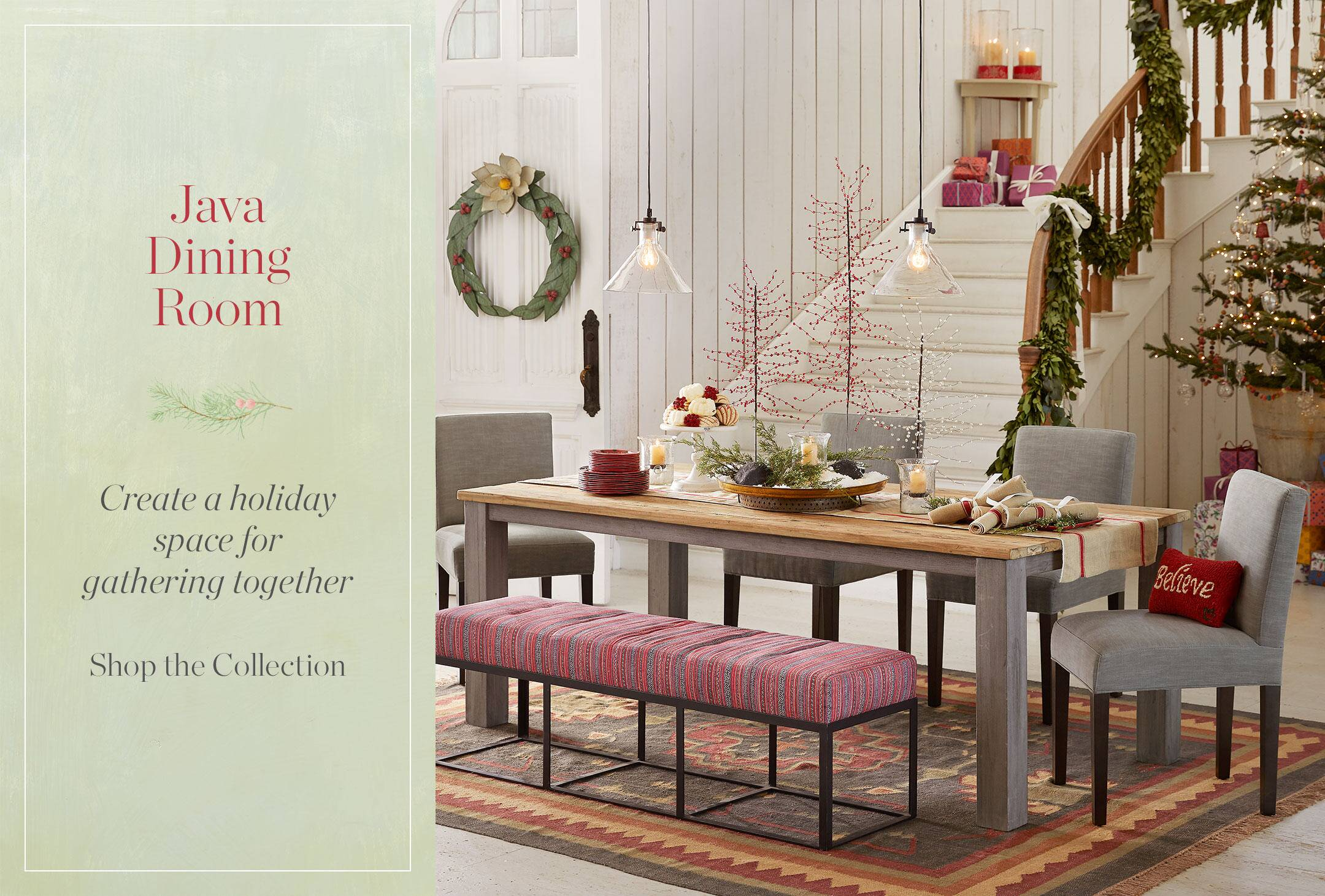 Java Dining Room