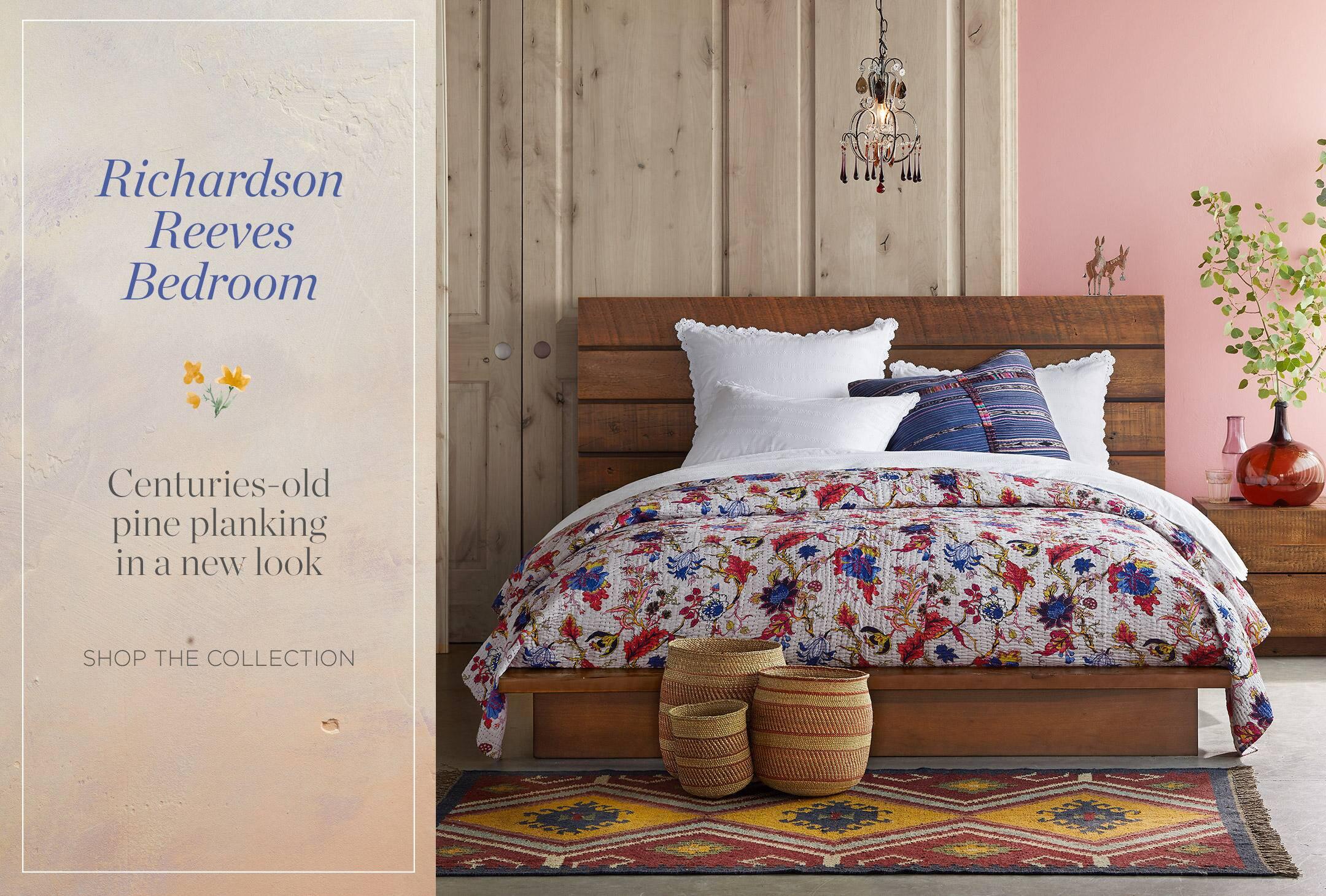 Richardson Reeves Bedroom