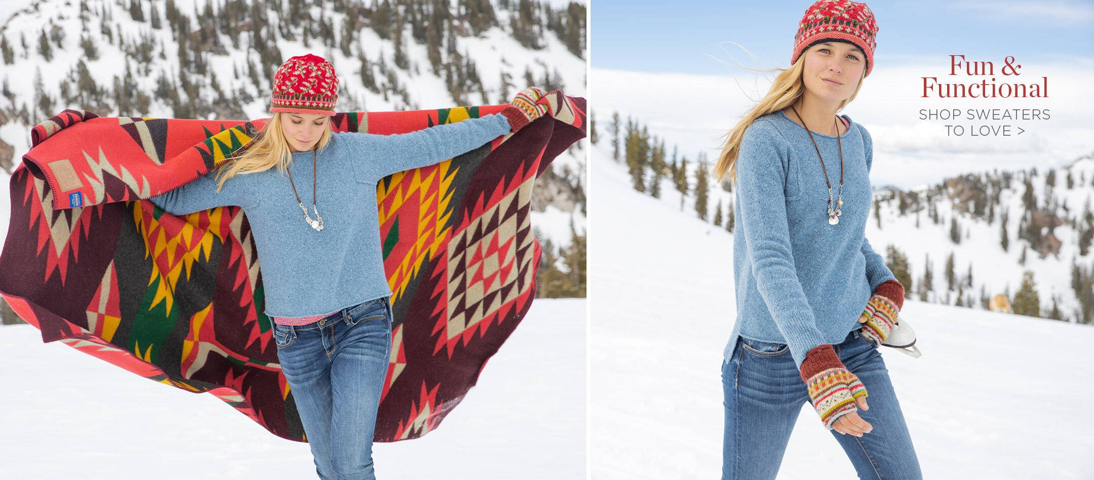 Shop Sweater to Love