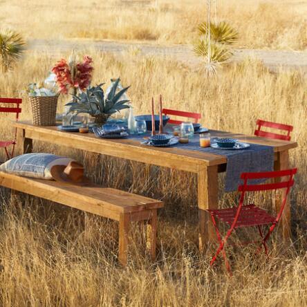 Outdoor Furniture Home Furnishings Robert Redfords Sundance - Indoor outdoor furniture