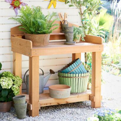 URBAN FARMER POTTING TABLE