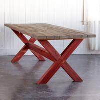Guernsey Farms Outdoor Dining Table Robert Redford S