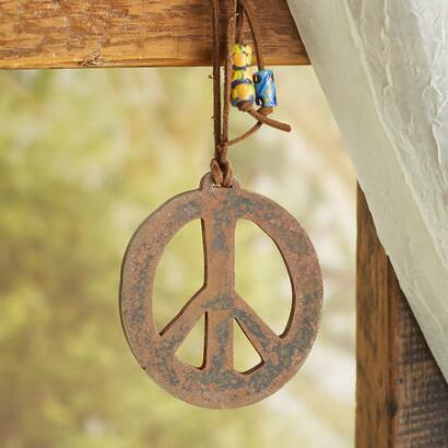 HOUSE BLESSING PEACE SIGN
