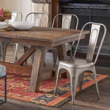 Our Comfortable Metal Side Chairs Make Excellent Accents For All Kinds Of Décor