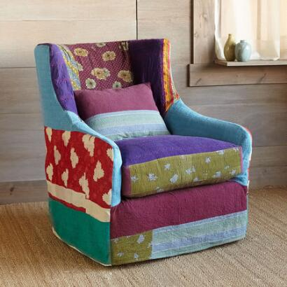 DONA PAULA SLIPCOVER SARI CHAIR