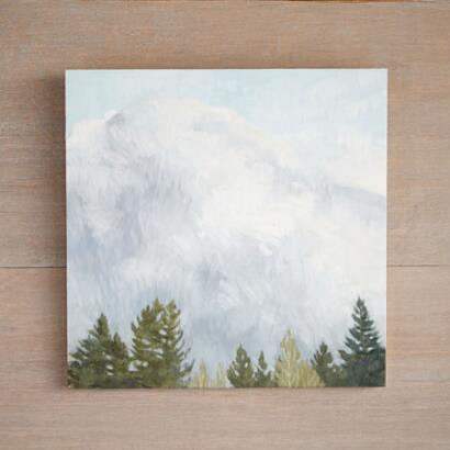 GATHERING STORM PAINTING