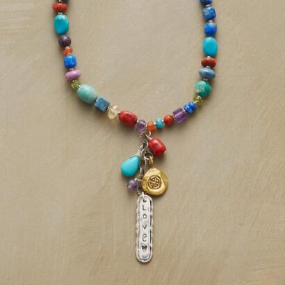 INDEPENDENT SPIRIT NECKLACE