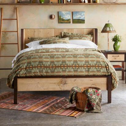 KENYON BARNWOOD BED