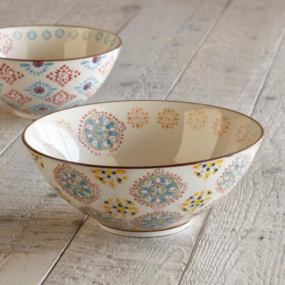 BOHEME LARGE SERVING BOWL