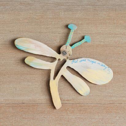 MAGIC DRAGONFLY WALL ART