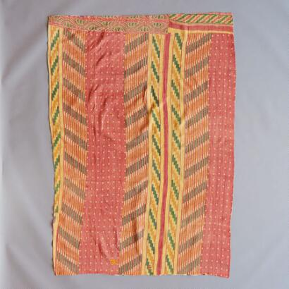 RAMESHWARAM SARI THROW