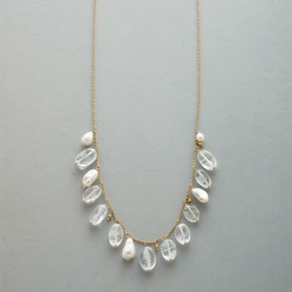 BLUE WHISPER NECKLACE