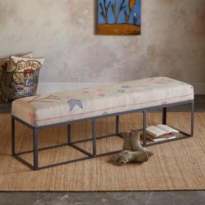 OUED MELLAH MOROCCAN BENCH