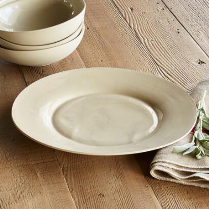 LIGHT & SHADOWS DINNER PLATE