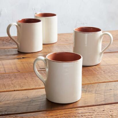 MIDI MUGS, SET OF 4