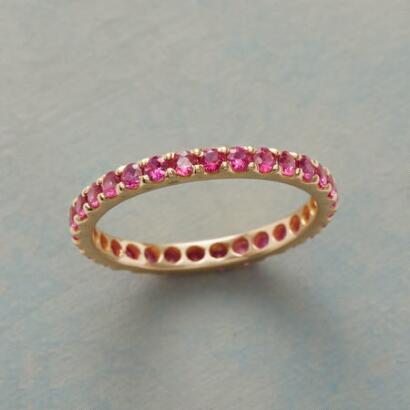 RUBY INFINITELY YOURS RING