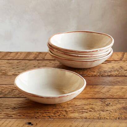 MIDI SNACK BOWLS, SET OF 4