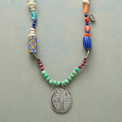 GLOBAL GATHERING NECKLACE