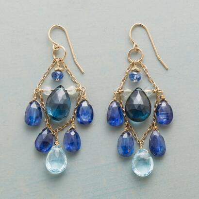 BLUE HORIZONS EARRINGS