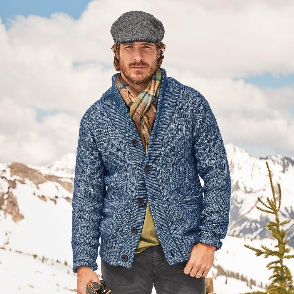 Men's Sweaters | Robert Redford's Sundance Catalog
