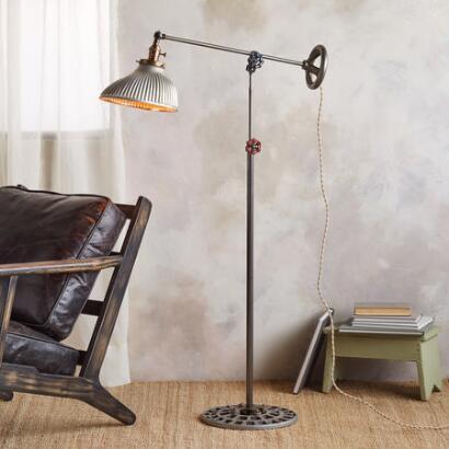 PINNACLE FLOOR LAMP BY ROBERT OGDEN