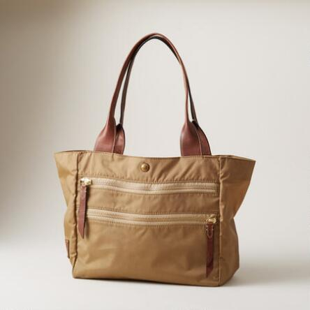 Carry this capacious 'Ivy' leather tote bag by Frye® and never .